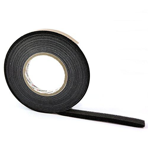 Fensterband Kompriband Dichtband Fugenband Quellband 8lfm DIBA15/4 SCHWARZ