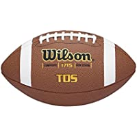 Wilson Sporting Goods Co. WTF1715 American Football Ball Marrón Balon Deportivo - balones Deportivos