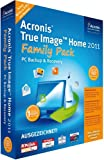 Acronis True Image Home 2011 Family Pack Mini-Box (3 PC)