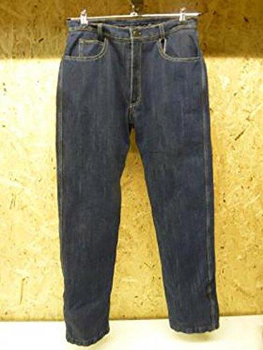 Pantalon femme moto jean kevlar bleu foncé taille 42 MOTOMOD RUDY protections