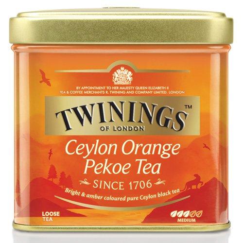 Twinings Ceylon Orange Pekoe Tee lose Dose 100 g