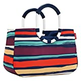 Reisenthel Loopshopper M Sporttasche, 40 cm, Artist Stripes