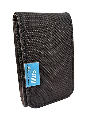 illios Black Storage Shock Resistant Travel Carry Carrying Case Pouch Bag Cover for ADATA SP580 Premier 120GB Solid State Drive / Kingston SSDNow UV400 SATA 3 2.5-inch Solid State Drive / Samsung 850 EVO 2.5-Inch SATA III SSD / Samsung T5 Portable Solid State Drive / SanDisk Plus 240GB/480GB Solid State Drive / WD Blue 250GB Internal Solid State Drive (WDS250G1B0A) / WD Green 120GB Internal Solid State Drive (WDS120G1G0A)  available at amazon for Rs.250
