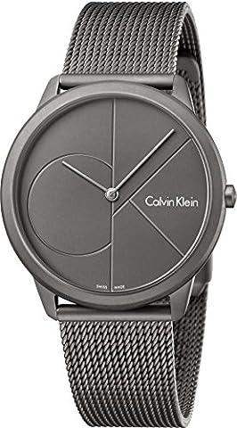 Calvin Klein Men's Watch K3M517P4