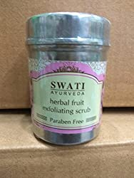 SWATI KHADI HERBAL FRUIT EXFOLIATING SCRUB