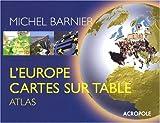 L'Europe cartes sur table