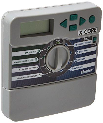 8-zonen-sprinkler-timer (Hunter Sprinkler XC800i X-Core 8-Station Indoor Irrigation Timer XC-800i 8 Zone)