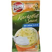 Pfanni Kartoffel Snack Kartoffelpüree mit Crème Fraîche 1 Portion, 5er-Pack (5 x 42g)