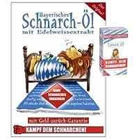Bayerisches Schnarch-Öl / Löwen-Öl - DER Schnarchstopper preisvergleich bei billige-tabletten.eu