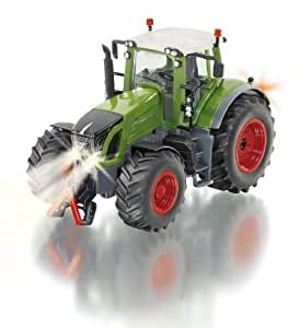 Fendt 939 Radio Controlled Tractor (2.4 GHz with Remote Control Handset) by Siku (English Manual)