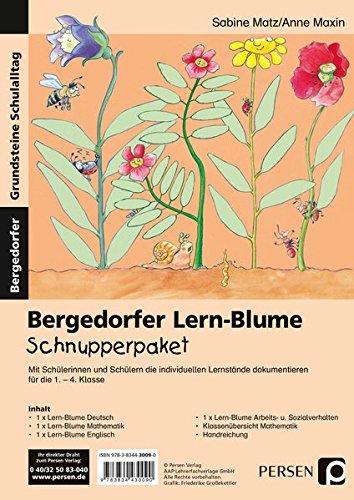 Bergedorfer Lern-Blume Schnupperpaket: 1. bis 4. Klasse