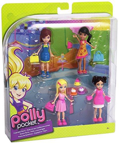 polly-pocket-w8732-pack-de-4-polly-amigas-mattel