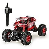 Goolsky NO. Q22A 1/18 2.4 GHz 4WD RTR Rock Crawler RC auto aggiornato la versione