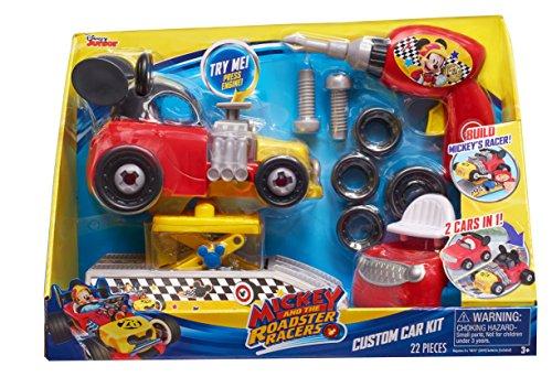 Mickey Roadster Racers Kit de Coche Personalizado