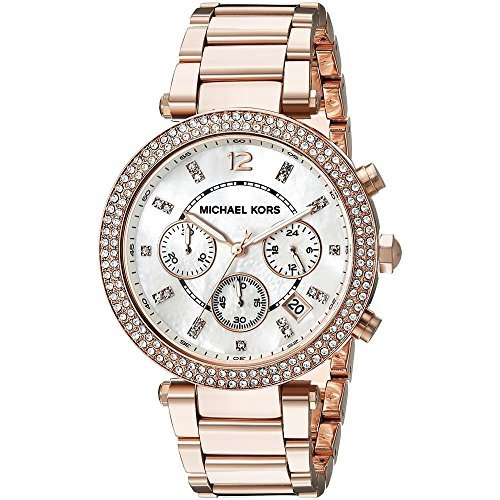 Michael Kors Women's Bracelet Chronograph Watch Mk5491
