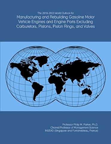 The 2018-2023 World Outlook for Manufacturing and Rebuilding Gasoline Motor Vehicle Engines and Engine Parts Excluding Carburetors, Pistons, Piston Rings, and Valves