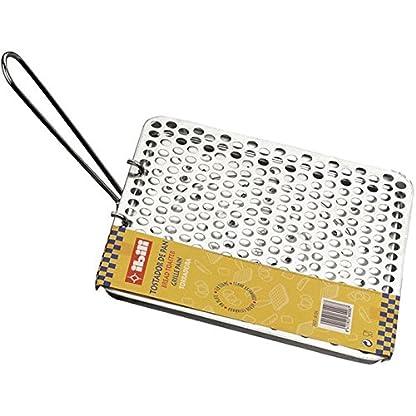 IBILI-Toaster-fr-Gasherd-verzinntes-Eisen-20-x-20-cm