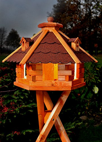 Vogelhaus von klein bis Riesig