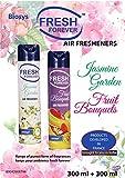 #10: Fresh Forever Air Freshener Combo Fruit Bouquets and Jasmine Garden