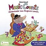 Music Counts - Zahlenlieder zum Englisch lernen