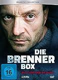 Die Brenner Box [4 DVDs] - Wolf Haas