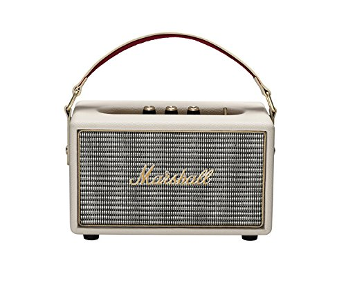 Marshall Killburn - Altavoz portátil (100 dB, 25 W, Bluetooth), color blanco
