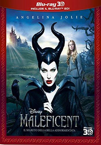 Maleficent(2D+3D) [3D Blu-ray] [IT Import]