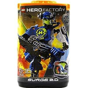 Lego hero factory 2 0 surge figurines 2141 jeux jouet cuisine maison - Lego hero factory jeux ...