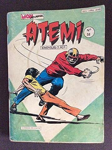 Atemi Album °15 Avec N°56 57 58 59
