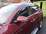 Autoclover Windabweiser-Set für Hyundai Tucson 2015+, 4-teilig