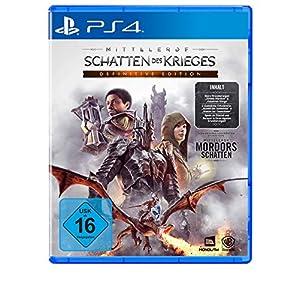 Mittelerde: Schatten des Krieges – Definitive Edition – [PlayStation 4]