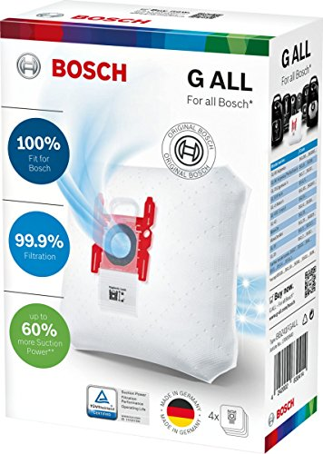 Bosch BBZ41FGALL Power Protect Staubsaugerbeutel Typ G ALL