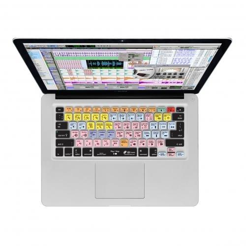 15 Pro Retina Macbook Arabisch (KB Covers PT-M-CC-2 - Notebook-Zubehör (43,2 cm (17 Zoll), Silikon, 13