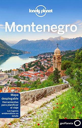 Montenegro 1 (Guías de País Lonely Planet) por Peter Dragicevich