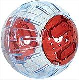 Zolux Gymnastikball für Kleine Tiere, 12,5cm, Kirschrot