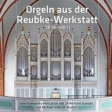 Ach bleib mit deiner Gnade (Reubke Orgel in Detershagen, Ev. Kirche)