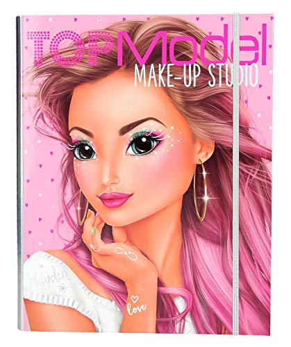 Depesche 10165 Make up Creative Mappe TOPModel, bunt