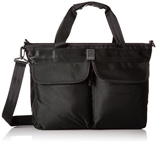 Chrome Juno Travel Tote 2-in-1 Tasche Laptop Aktentasche 4 Liter schwarz -