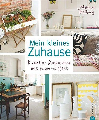 Kleine Wohnung einrichten: Mein kleines Zuhause. Einrichtungsideen mit großer Wirkung. Wie kleiner Raum zum Hingucker wird wenn das Konzept stimmt. Kreative Raumgestaltung im skandinavischen Stil.