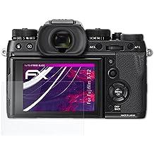atFoliX Film Vitre Protection Écran Fujifilm X-T2 Verre film protecteur - FX-Hybrid-Glass