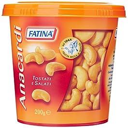 Fatina Anacardi, Tostati e Salati – 200 gr