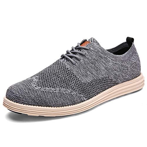 Männer Business Formale Oxfords Summer Casual Shoes Hochzeitskleid Schuhe Atmungsaktive Leichte...
