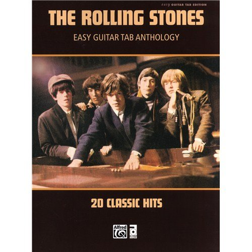 The Rolling Stones: 20 Classic Hits For Easy Guita...