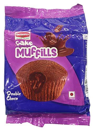 Britannia Cake Muffills - Double Choco, 32g