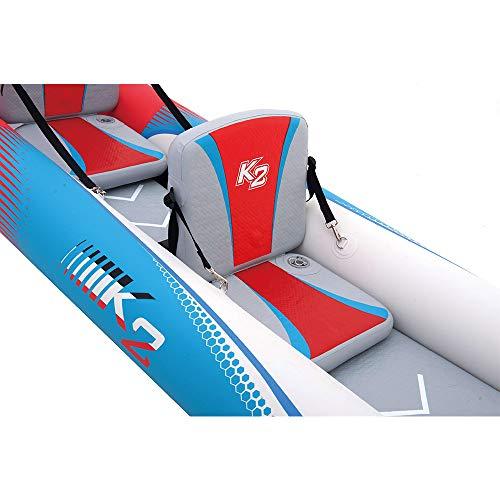 Aqua Marina Kajak Betta VT im Test und Preis-Leistungsvergleich - 4