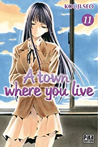 A town where you live Edition simple Tome 11