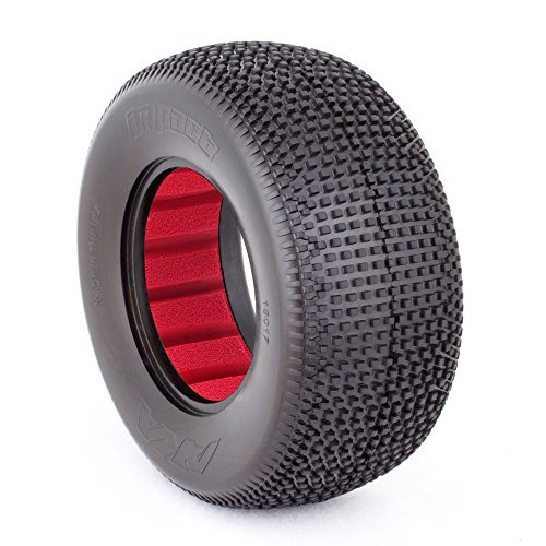 Short Course Impact Wide Ultra Soft w/ Red Insert by AKA Racing by AKA Racing -