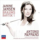 Brahms: Violin Concerto; Bartòk: Violin Concerto No.1