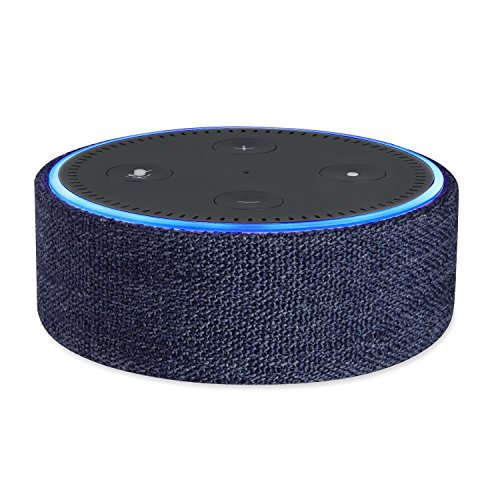 Echo Dot Gewebeschutzhülle, Echo Dot-Hüll von Wasserstein