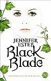 Black Blade: Das eisige Feuer der Magie von Jennifer Estep